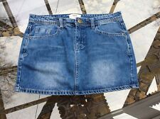 Womens Hush Mini Denim Skirt Size 8