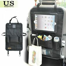 Car Auto Back Seat Organizer iPad Holder Multi-Pocket Storage Bag Travel Hanger