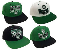 Boston Celtics Official NBA Licensed Basketball Snapback Cap Hat