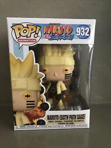 naruto shippuden Naruto Six Path Sage Vinly Pop (932)