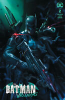 Batman Who Laughs 2 DC Francesco Mattina Variant Grim Knight Dark Nights Metal 1