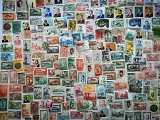 300 Different Morocco (French) Stamp Collection