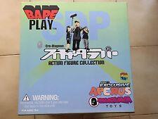 1/6 Medicom Bape Play TM SDP Cro- Magnon Real Action Figure Heroes