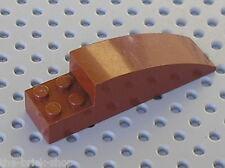 LEGO STAR WARS RedBrown slope brick ref 41766 / set 6209 Slave I