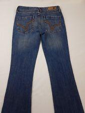 Volcom Jeans Woman/Girls Size 1 Boot Cut Coupe Bottillon