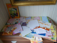 GRANDE COLLECTION lot +100 feuilles Diddl A3 A4 A5  colorées