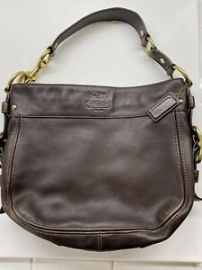 Great Coach Brian Bag!  Coach Leather Handbag  f0882-12671