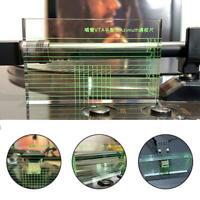 LP Vinyl Record Player Measuring Phono Tonearm Azimuth VTA/Cartridge Ruler Bag k