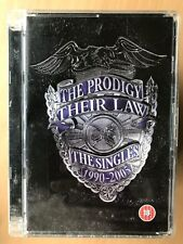 The Prodigy: Their Law Singles 1990-2005 Vídeo Compilation Música Dance Gb DVD