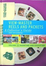 View-Master Vol. 3 Viewmaster Guide Katalog Catalogus 2012 Catalogue