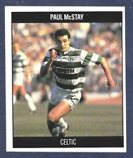 ORBIS 1990 FOOTBALL COLLECTION-#M69-CELTIC-PAUL McSTAY