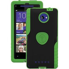 Trident Case AG-HTC-8X-TG Aegis Series for HTC 8XT - Retail Packaging - Green