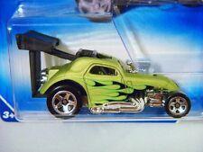 2009 HOT WHEELS - FIAT 500 -1/64