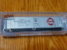 Atlas N #50001174 Swift Refigerator Lines 50' Mechanical Reefer Road #25039
