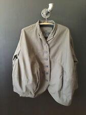 Rundholz Oversized Mocca  Jacket