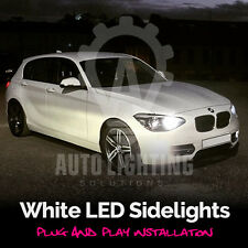 For BMW 1 Series E87 2003-2012 Xenon White LED Side Light sidelight Bulbs *SALE*