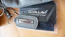 """Crossbag Handtasche O. Villavi Synthetik Farbe Schlamm 26x25cm """" NEU """""""