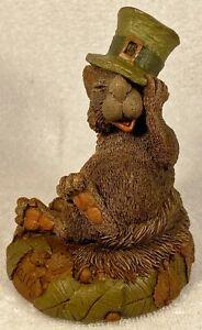 KELLY-R 1992~Tim Wolfe/Tom Clark Gnome~Item #9034~Ed #26~Hand Signed~COA~Story