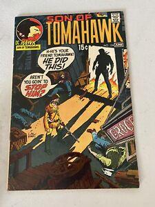 Tomahawk #134 FN  Kubert Thorne Hawk Son of Tomahawk Firehair Western Frontier