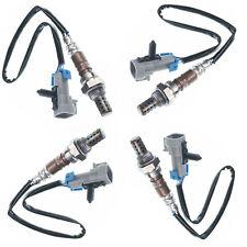 4 O2 Oxygen Sensor for Chevrolet SilveradoSuburbanTahoe GMC 5.3L Up&Downstream