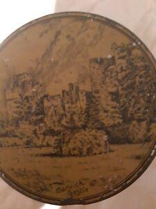 Gnat clock tin