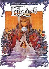Labyrinth (DVD, 2016, 2-Disc Set, Anniversary Edition)