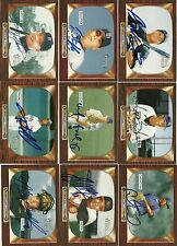 2004 Bowman Heritage PAUL MCANULTY Signed Card autograph PADRES oxnard, ca