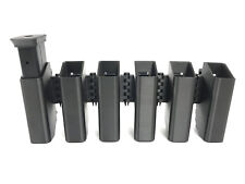 eAMP Enforcer - Remington 1911 R1 .45 (Double Stack) Six Mag Pouch - MagP0475-F