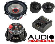 Audio System CARBON 130 Lautsprecher 13cm 2-Wege Compo Speaker System SET
