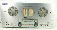 PIONEER RT-701 Stereo Reel to Reel Tape Deck Tested-Works