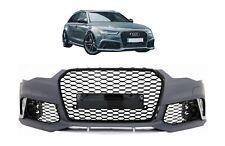 Vordere Stoßstange  Für  Audi A6 C7 4G Facelift 2015-2018 RS6 Look Mit Kühler