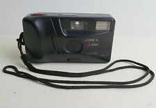 Yashica J Mini Point and Shoot 35mm Film Camera with Flash Lomo Lomography