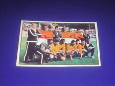 FIGURINE STICKERS ALBUM CALCIATORI PANINI 1965/66 TEAM BRASILE 1962 PELE' -MAX
