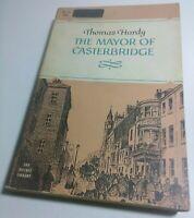 1956 THE MAYOR OF CASTERBRIDGE Thomas Hardy [EX vintage paperback antique book]