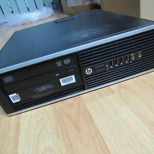 Desktop HP Compaq Pro 6305 SFF AMD A8 (5500B-APU)3.20GHz 8GBRam/500GB_WIN10_GOOD