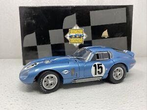 1/18 Exoto 1964 Ford Shelby Cobra Daytona Coupe Dan Gurney for President R18003