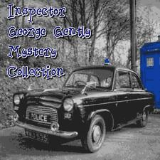 The George Gently Mystery Collection 12 Stories - on MP3 DVD Unabridged 70 Hours