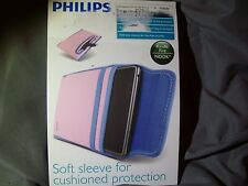 philips soft sleeve for kindle fire nook NEW!!