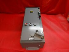 SQUARE D  8539SDA42FF4T  COMBINATION STARTER Sz 2 W/ 30 AMP outdoor 3r