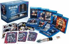 Doctor Who: Complete Series 1-7 All Blu-ray LIMITED Giftset w/Remote SEALED NEW