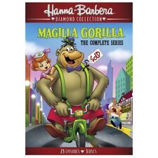 Magilla Gorilla: The Complete Series (DVD, 2017, 3-Disc Set) NEW