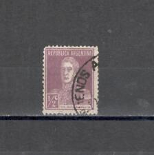 ARGENTINA 1923 - SAN MARTIN N.296 - MAZZETTA DI 5 - VEDI FOTO