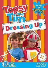 CBeebies   Topsy & Tim   'Dressing Up'     **Brand New DVD**