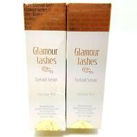 2-Pack Vitavelle Glamour Lashes Edition #2 Eyelash Growth Serum 4mL New Sealed