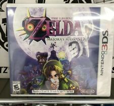 The Legend of Zelda: Majora's Mask 3D (Nintendo 3DS, 2015) Fast Free Shipping