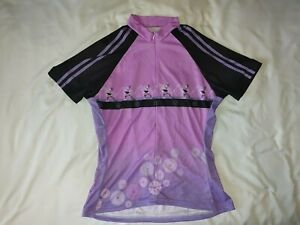 Women's Terry Cycling Jersey  Size M