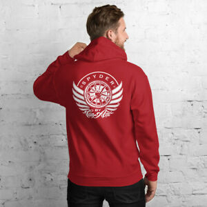 Spyder by Can-Am Hooded Sweatshirt