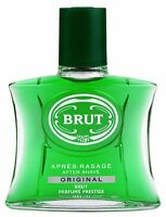2 X Brut Aftershave Original 100ml