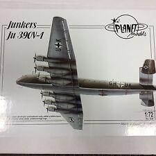 Planet  Models 1/72 JUNKERS Ju-390V-1 German WWII Bomber Project N. 209