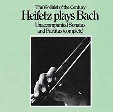 JASCHA HEIFETZ-J.S.BACH: SONATAS AND PARTITAS FOR...-JAPAN 2 CD Ltd/Ed C94